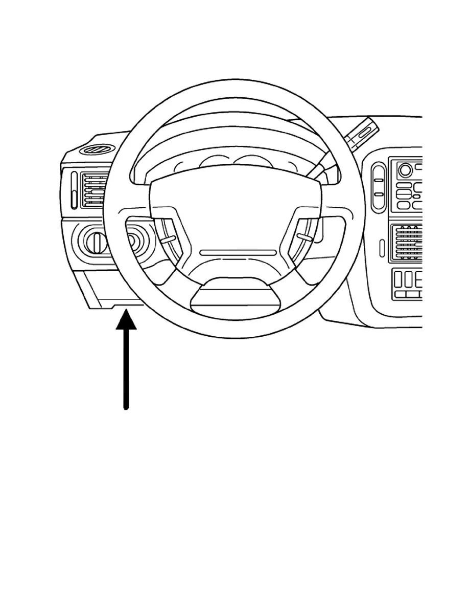 Ford Workshop Manuals > Explorer AWD V6-4.0L VIN K Flex