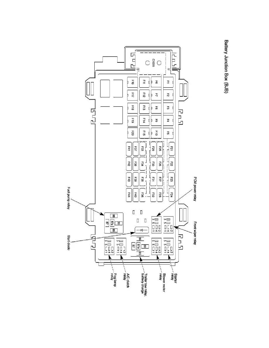 Ford Workshop Manuals > Explorer AWD V8-4.6L (2010