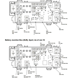 power and ground distribution fuse block component information locations passenger compartment fuse panel central junction box cjb page 7561 [ 918 x 1188 Pixel ]