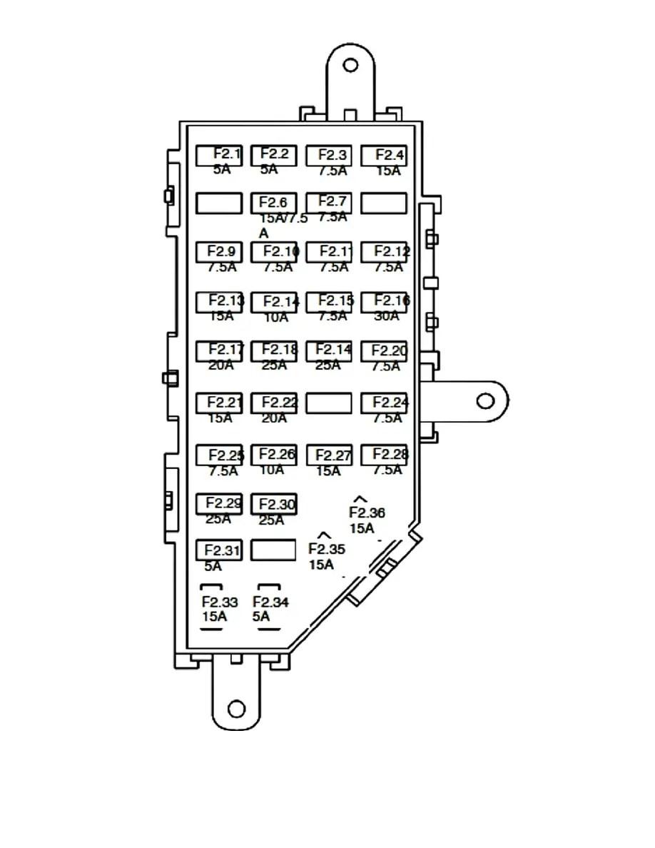 Ford Workshop Manuals > Explorer Sport Trac 2WD V6-245 4