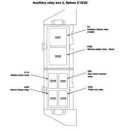 power and ground distribution relay box component information locations passenger compartment fuse panel central junction box cjb page 7217 [ 918 x 1188 Pixel ]