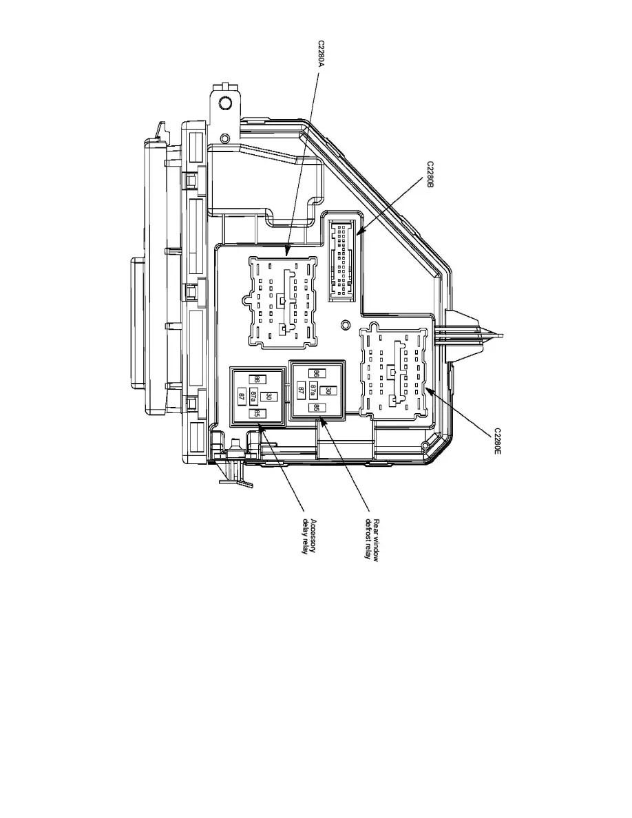 Ford Workshop Manuals > Explorer Sport Trac 2WD V8-4.6L