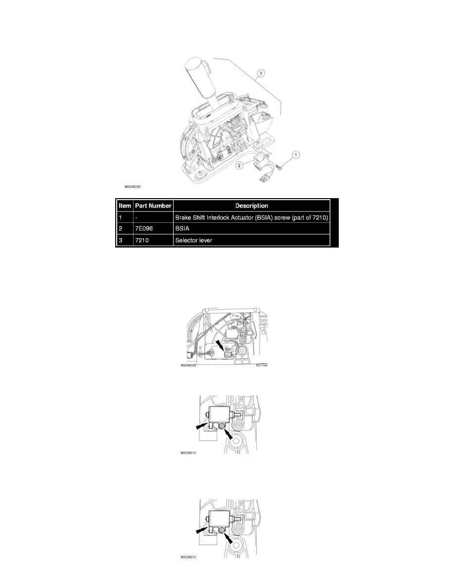 Ford Workshop Manuals > Explorer Sport Trac 4WD V6-4.0L
