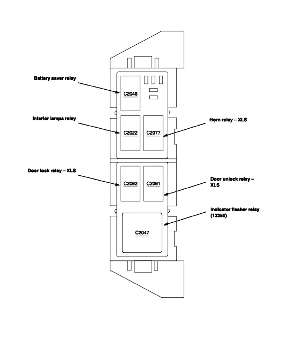 Interior 2002 Ford Explorer Xlt Fuse Box • Wiring Diagram