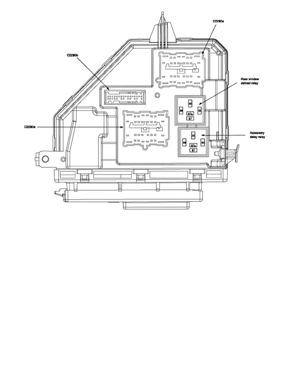 Ford Workshop Manuals > Explorer Sport Trac 4WD V8-4.6L