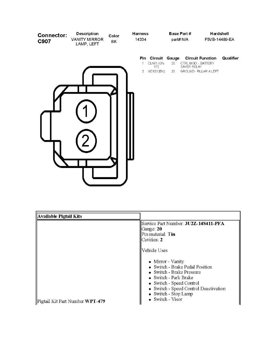 Ford Workshop Manuals > Explorer Sport Trac AWD V8-4.6L