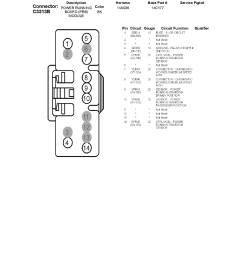 body and frame relays and modules body and frame auxiliary step running board module component information diagrams c3313a power running board  [ 918 x 1188 Pixel ]