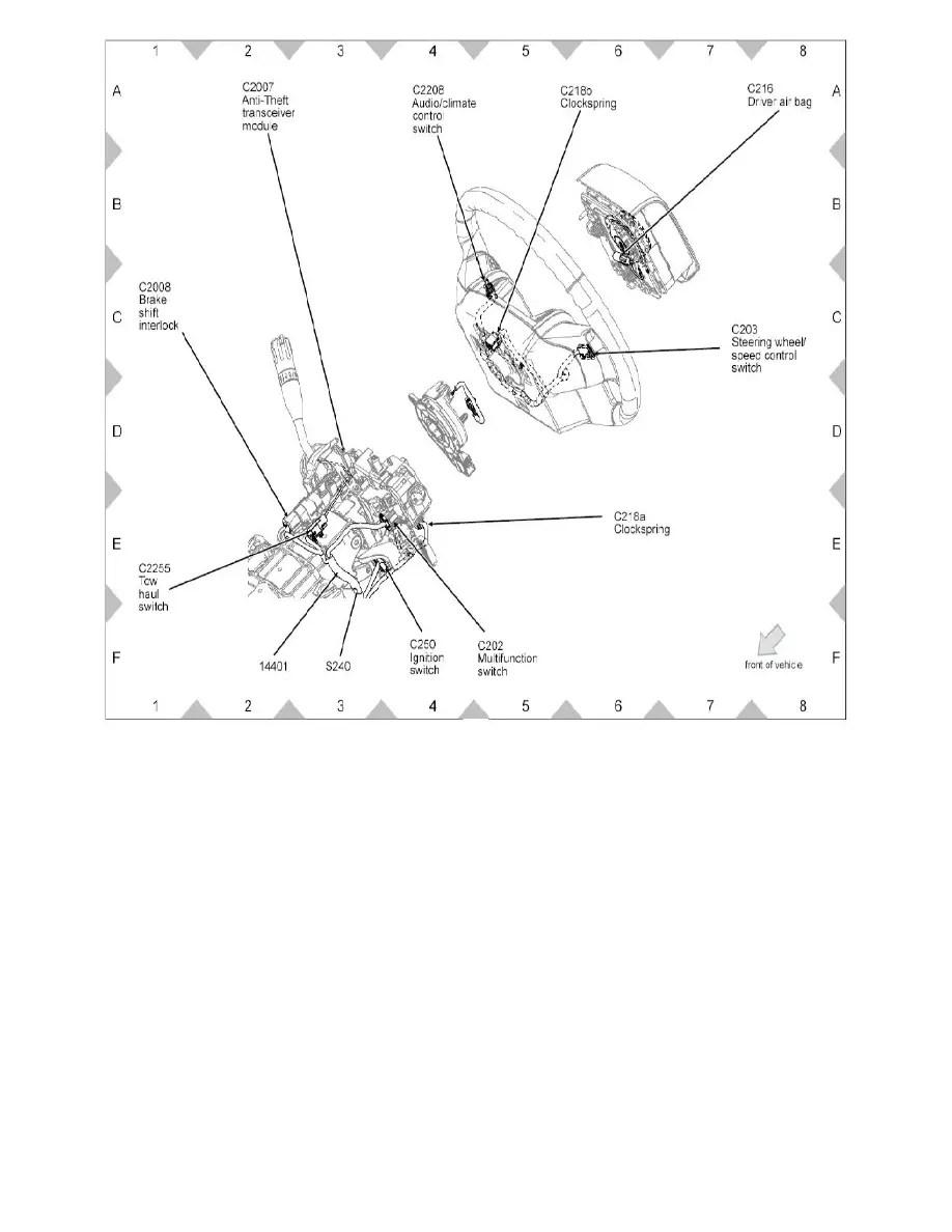 Ford Workshop Manuals > F 250 2WD Super Duty V8-5.4L (2008