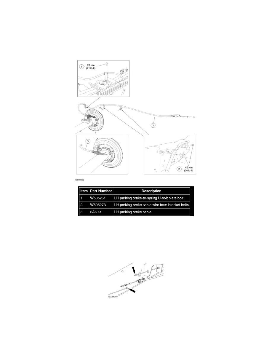 Ford Workshop Manuals > F 250 2WD Super Duty V8-6.4L DSL