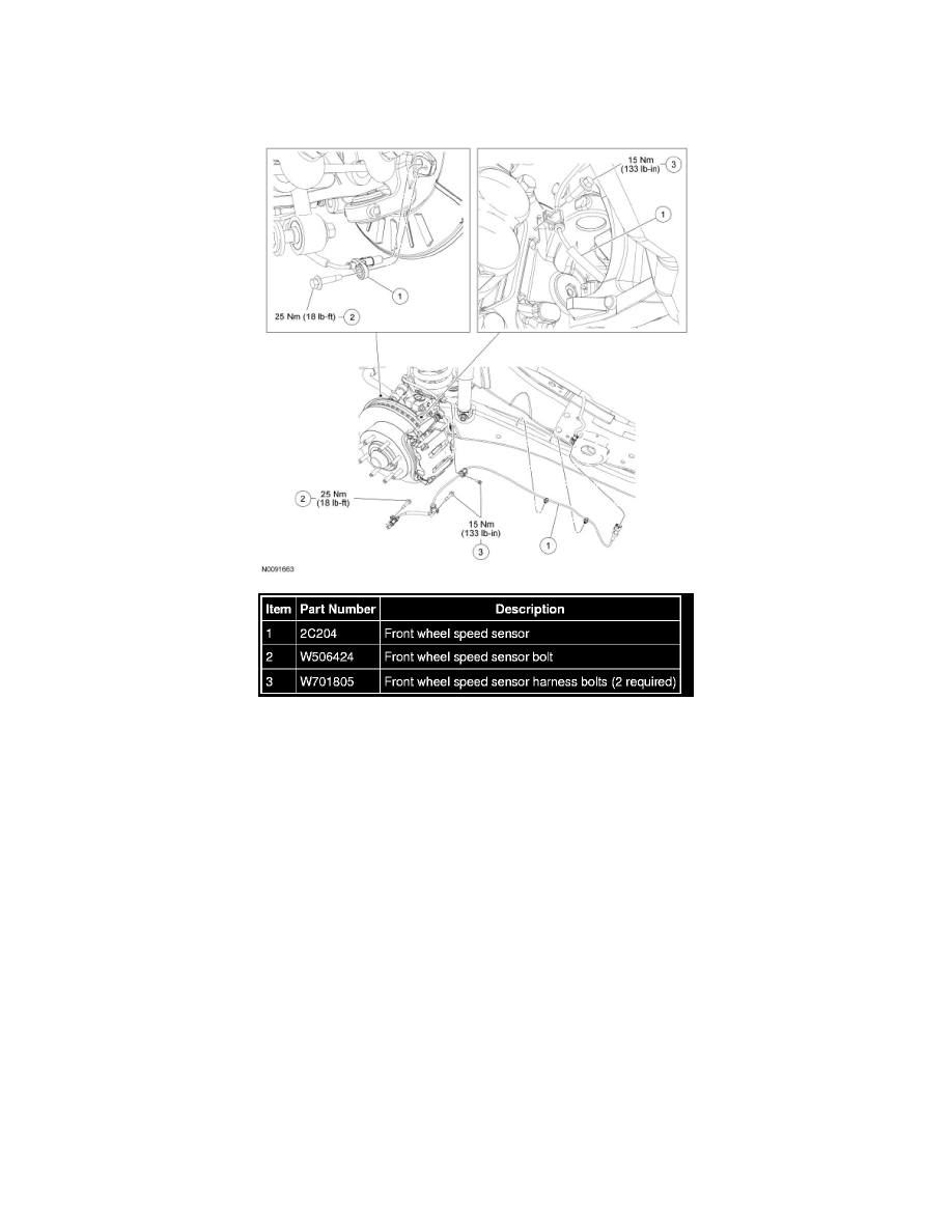 Ford Workshop Manuals > F 350 2WD Super Duty V8-6.4L DSL