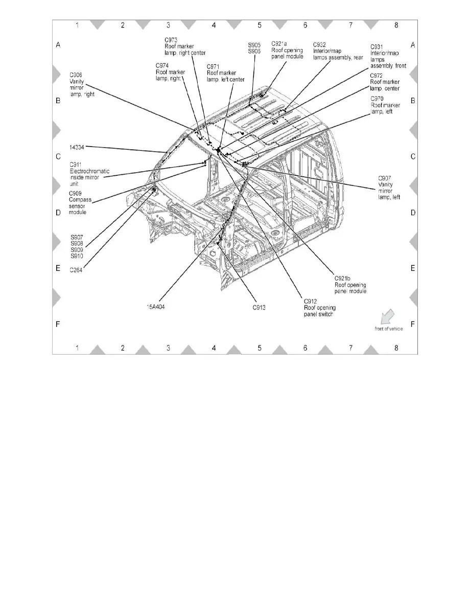 Ford Workshop Manuals > F 350 4WD Super Duty V8-6.4L DSL