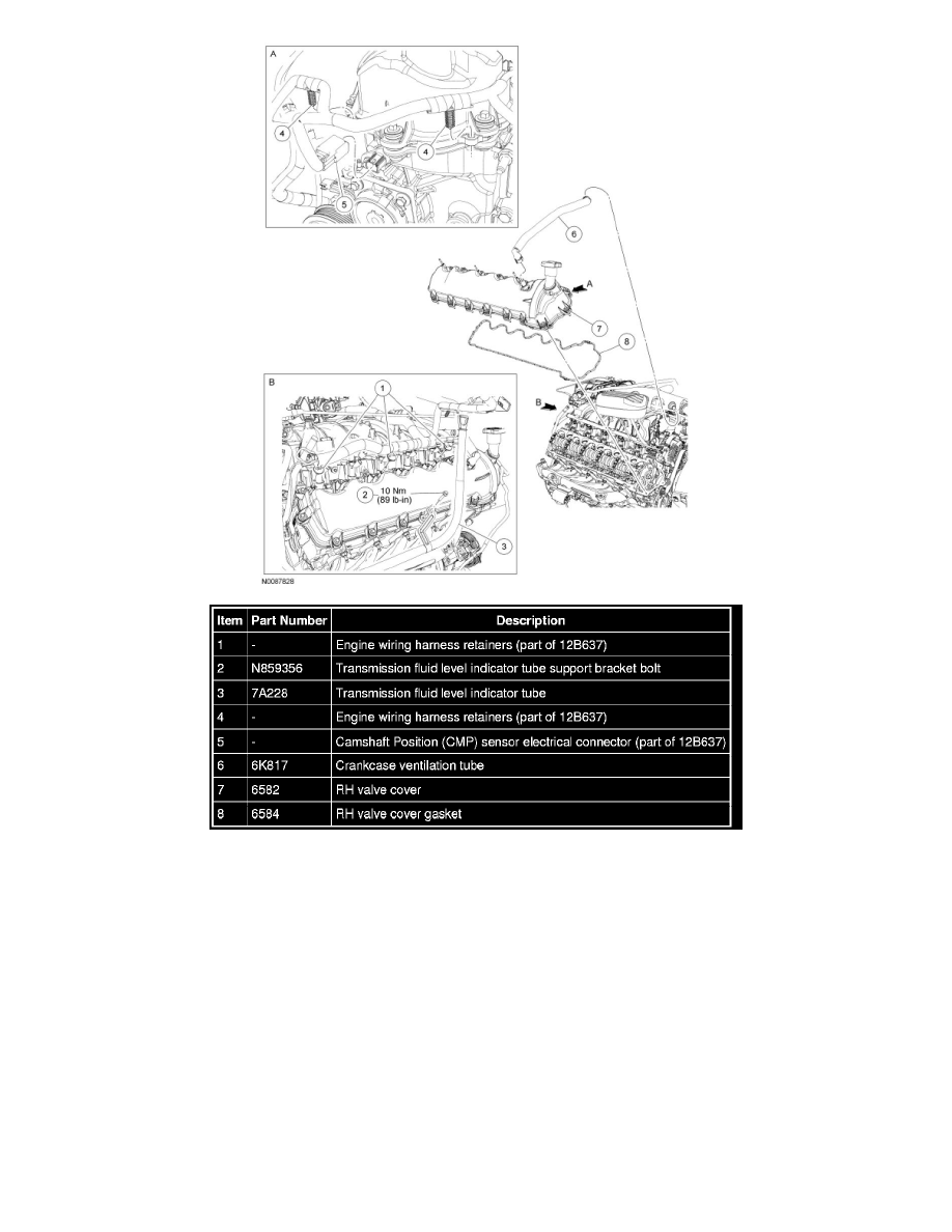 Ford Workshop Manuals > F 450 2WD Super Duty V10-6.8L