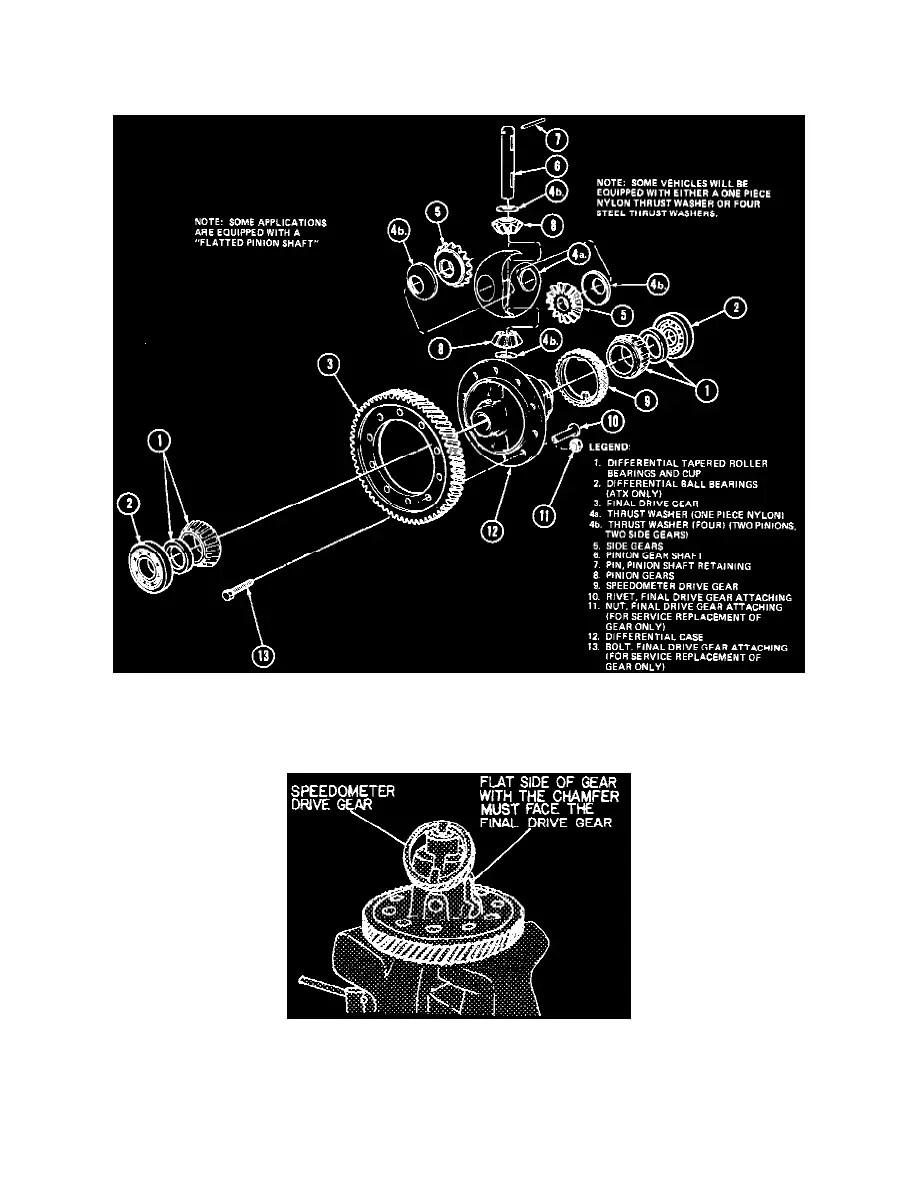 hight resolution of ford workshop manuals u003e festiva l4 81 1 3l sohc 1988transmission and drivetrain
