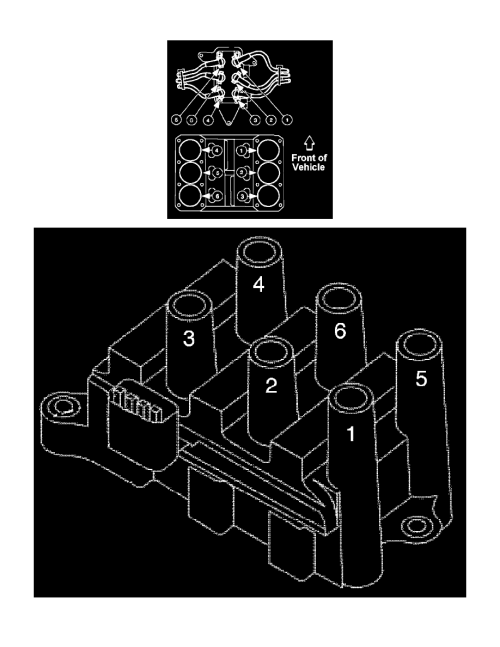 small resolution of spark plug wire diagram for 4 2 forrd freestar 46 wiring diagram