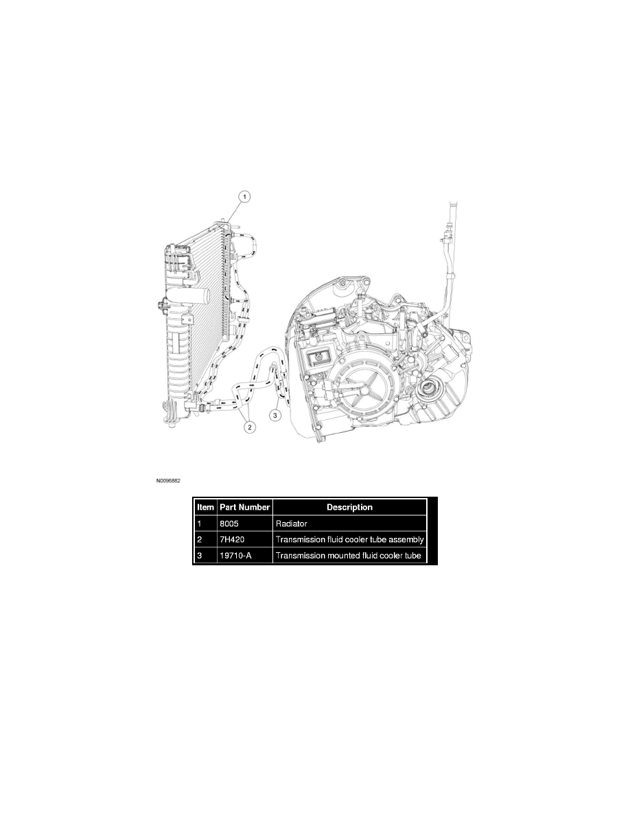 Ford Workshop Manuals > Fusion AWD V6-3.5L (2010