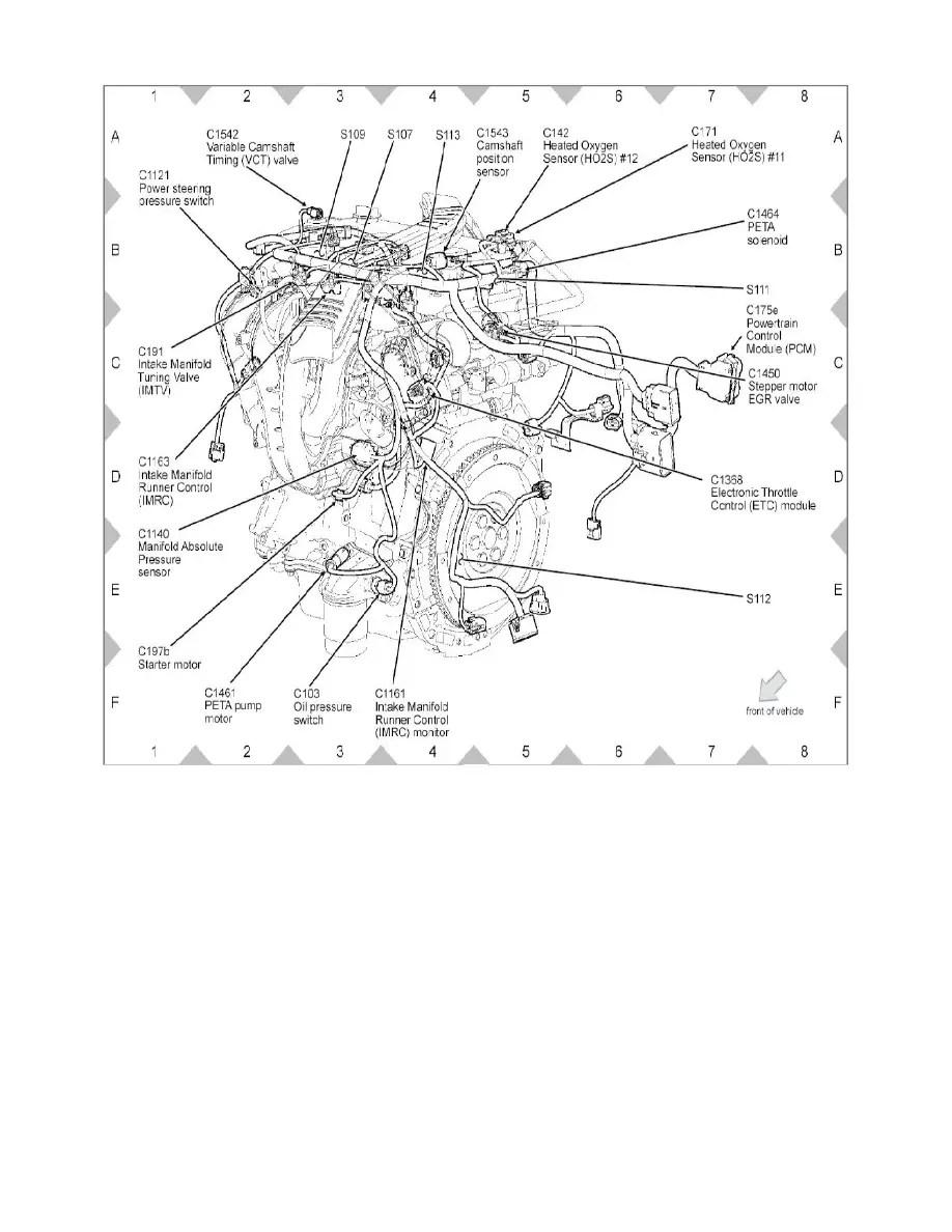 Ford Workshop Manuals > Fusion FWD L4-2.3L (2008