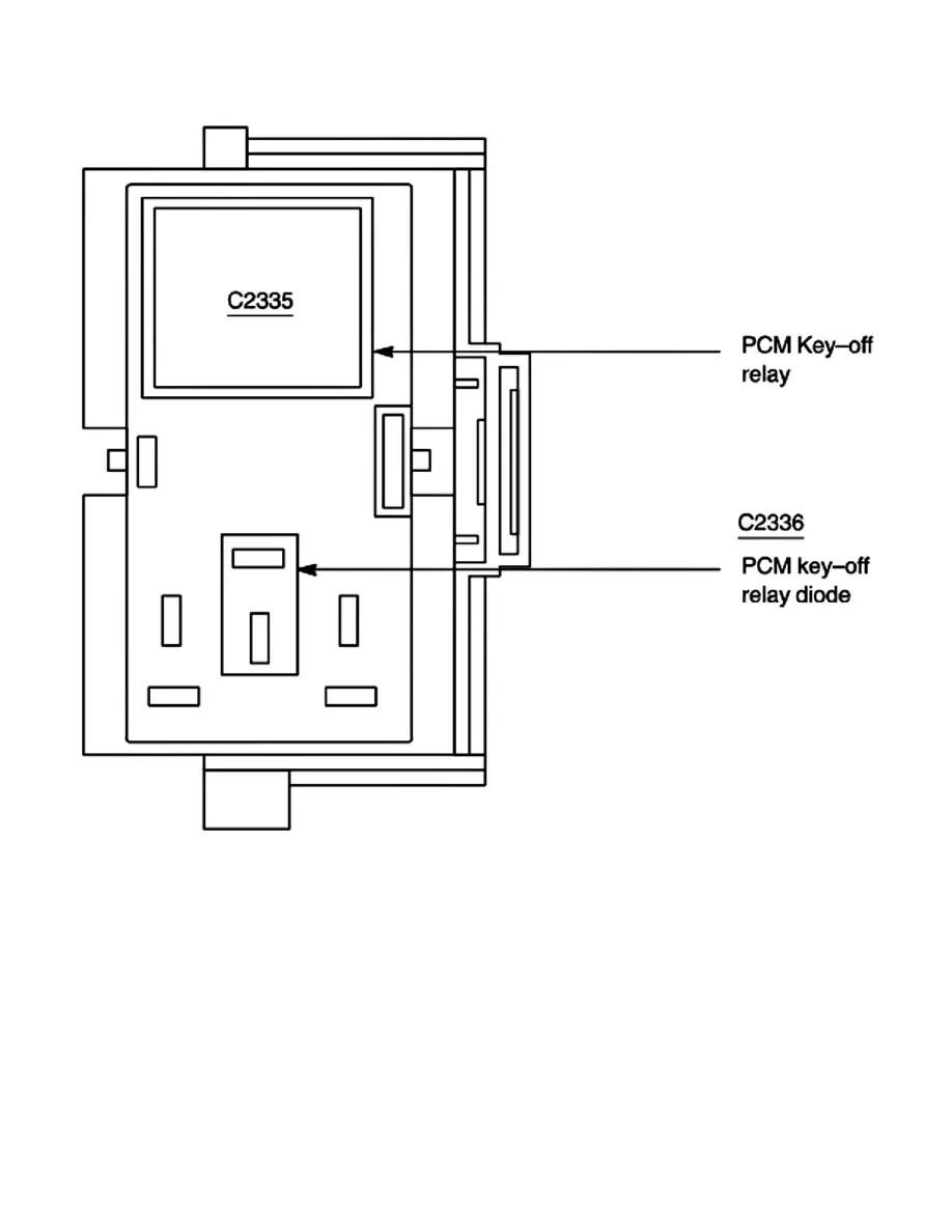 Ford Workshop Manuals > Mustang V8-4.6L VIN H (2005