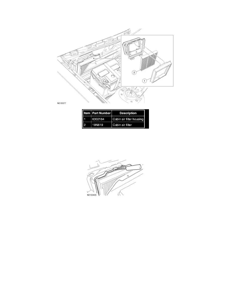 Ford Workshop Manuals > Mustang V8-5.0L VIN F (2012