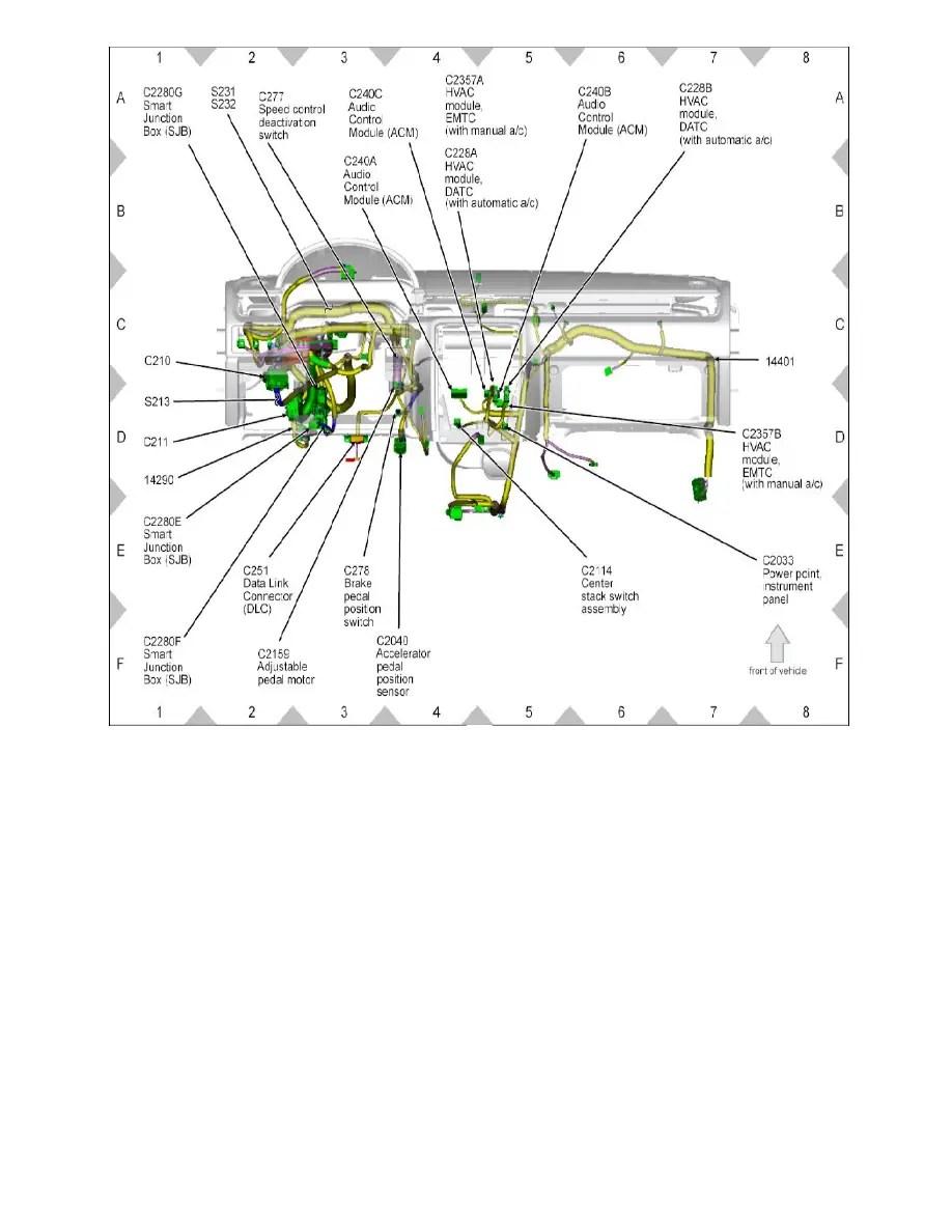 Ford Workshop Manuals > Taurus X FWD V6-3.5L (2008