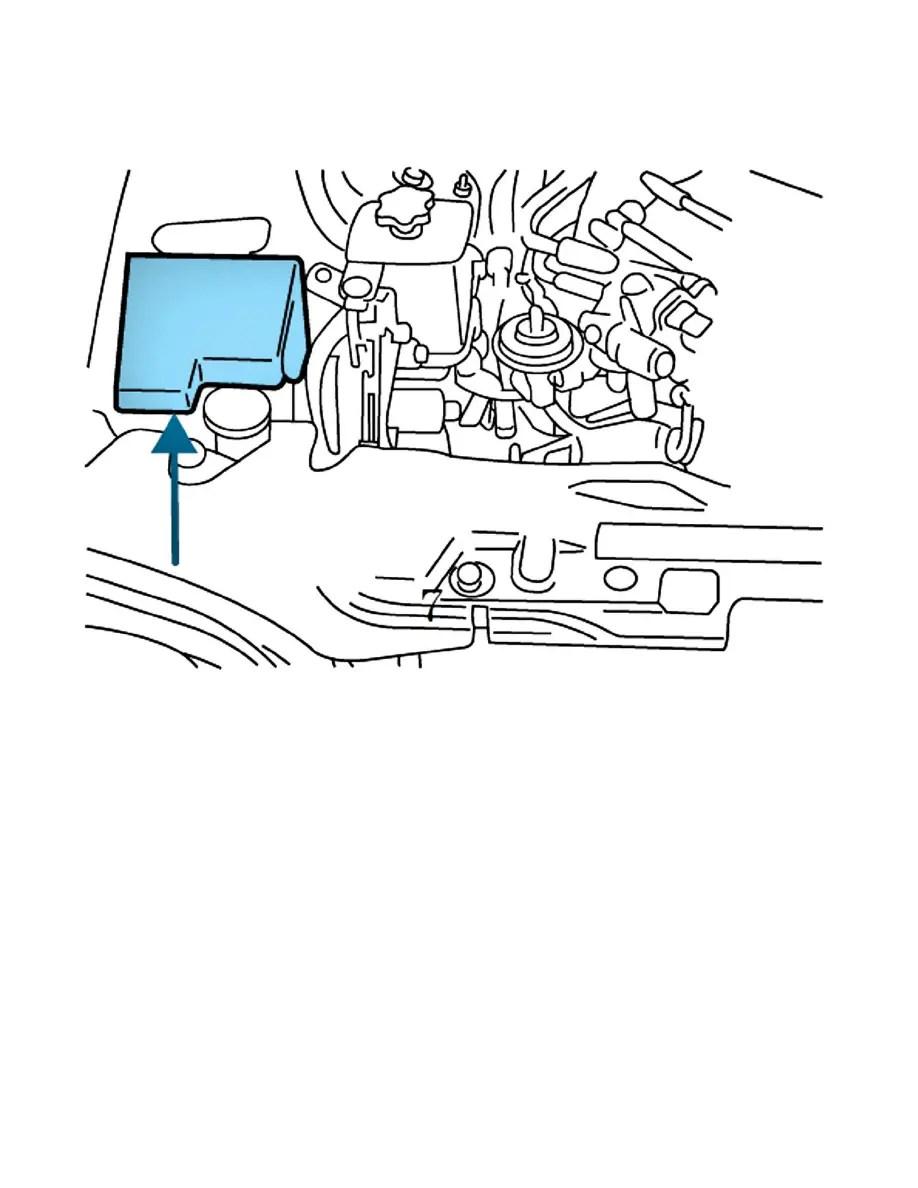 Ford Workshop Manuals > Thunderbird V8-3.9L VIN A (2002