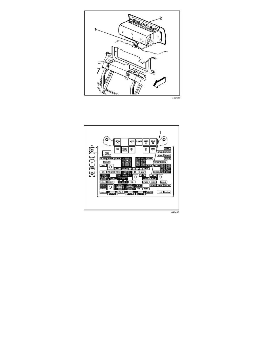 Hummer Workshop Manuals > H2 V8-6.0L (2004) > Body and