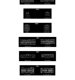 power and ground distribution multiple junction connector component information diagrams engine compartment junction box page 9545 [ 918 x 1188 Pixel ]
