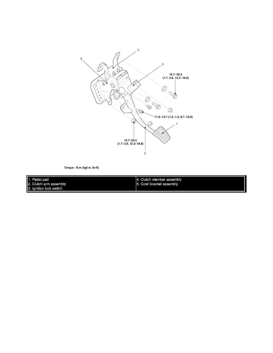 Hyundai Workshop Manuals > Santa Fe FWD L4-2.4L (2010