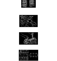 engine cooling and exhaust engine camshaft lifters and push rods camshaft engine component information diagrams page 1672 [ 918 x 1188 Pixel ]