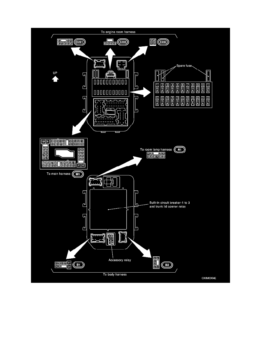 medium resolution of fuse box diagram infiniti workshop manuals u003e q45 v8 4 5l