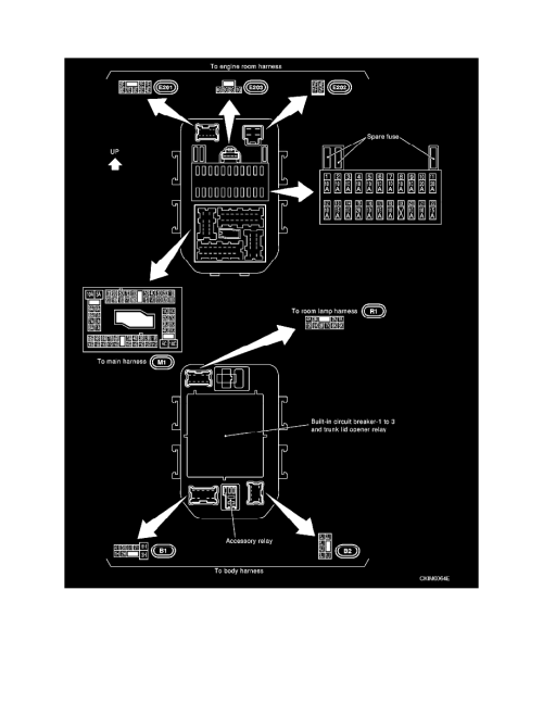 small resolution of fuse box diagram infiniti workshop manuals u003e q45 v8 4 5l