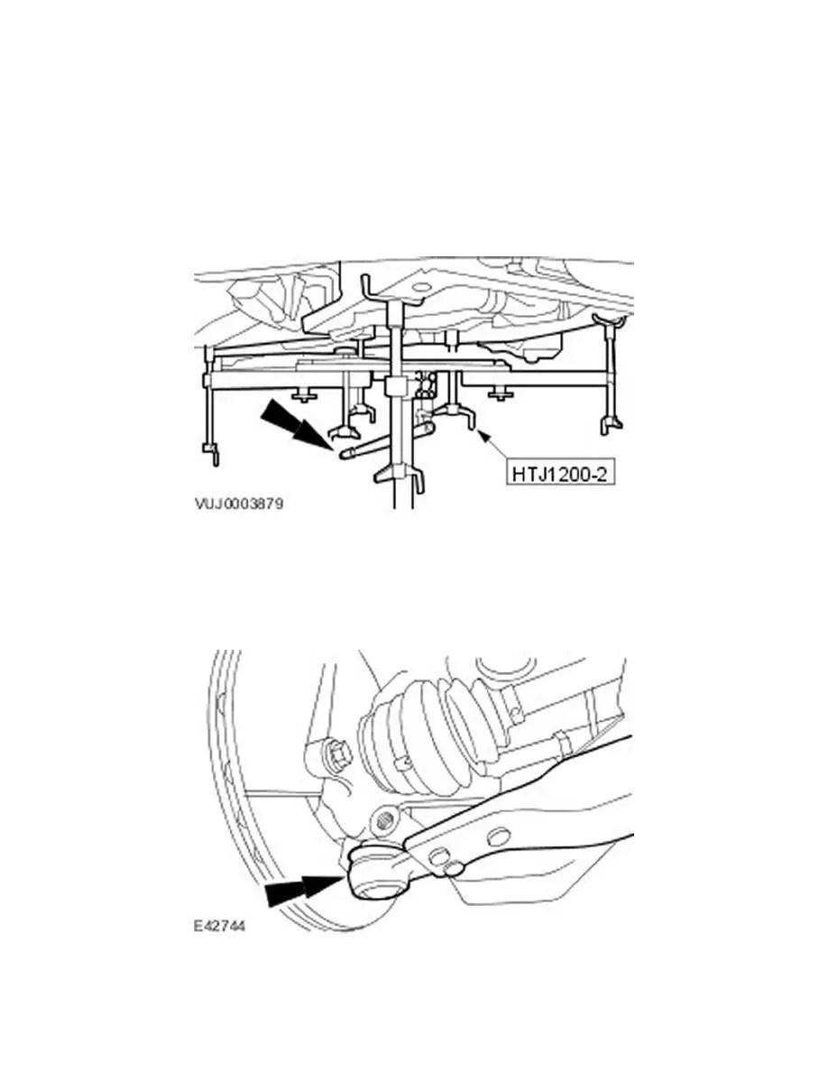 Jaguar Workshop Manuals > X-Type (X400) V6-3.0L (2002