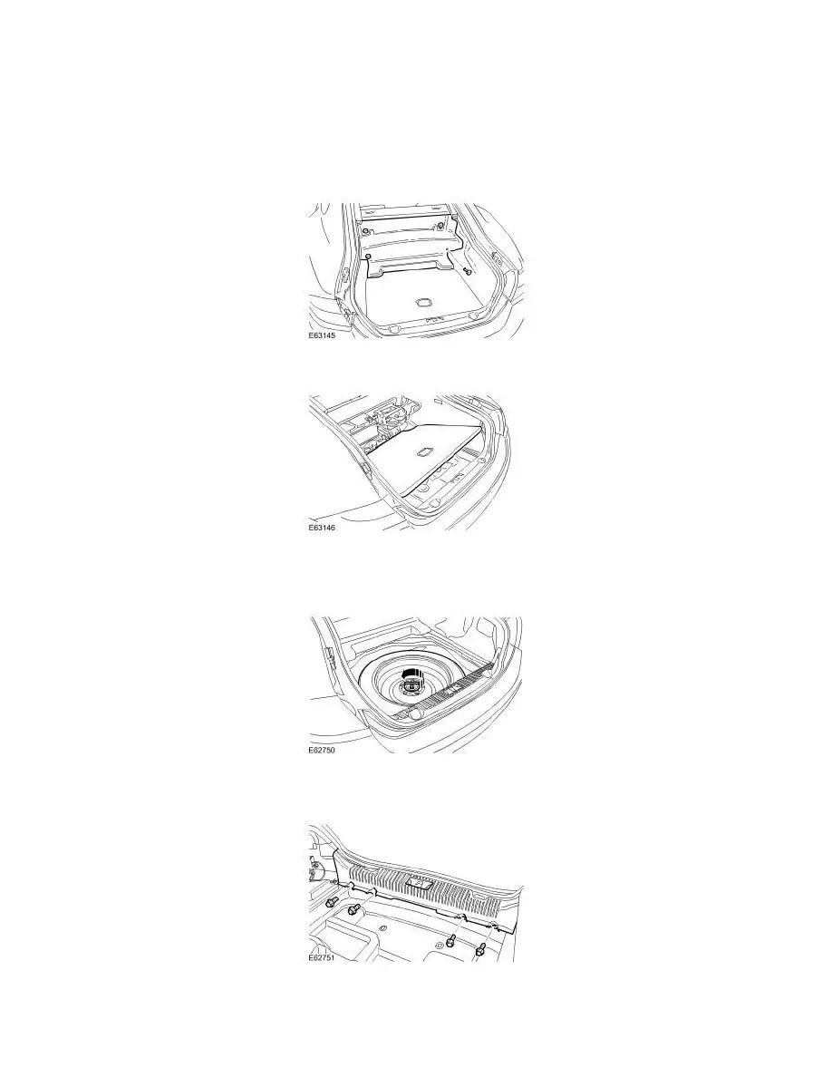Jaguar Workshop Manuals > XK (X150) V8-4.2L (2008) > Body