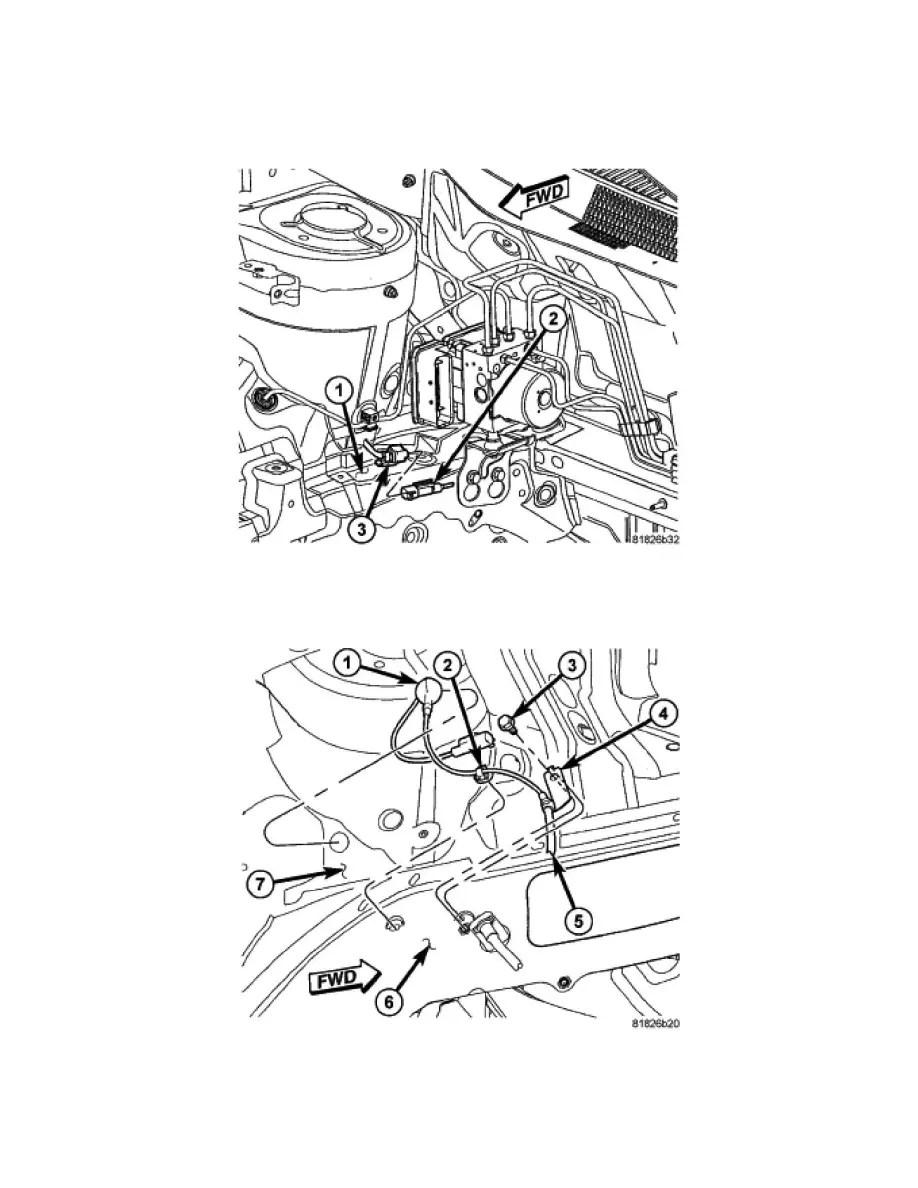 Jeep Workshop Manuals > Patriot 4WD L4-2.0L (2008