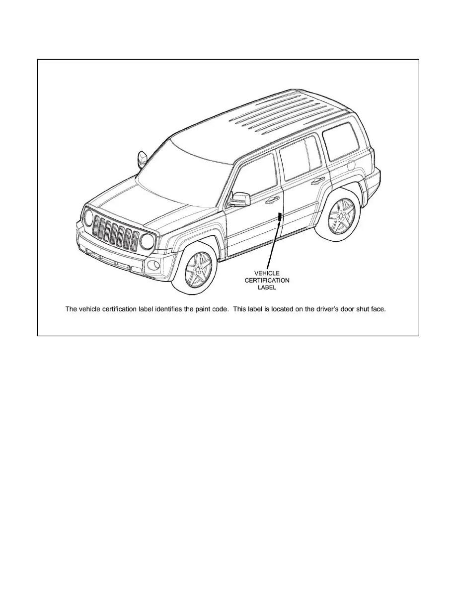 Jeep Workshop Manuals > Patriot 4WD L4-2.4L VIN W (2007