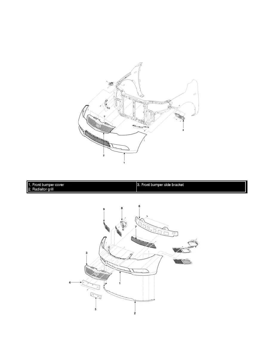 Kia Workshop Manuals > Forte L4-2.0L (2010) > Body and
