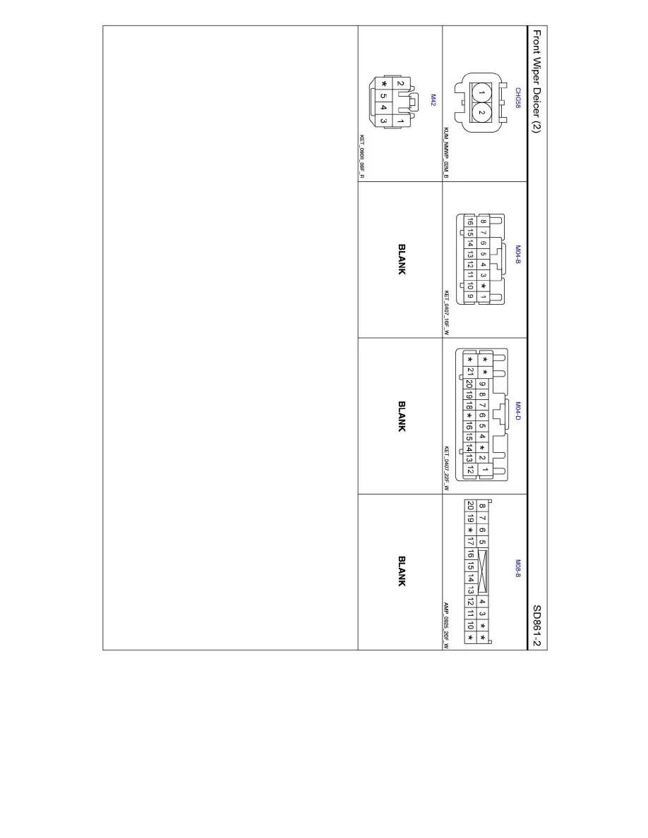 Kia Workshop Manuals > Forte L4-2.0L (2010) > Wiper and