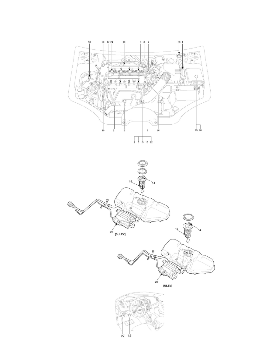 Kia Workshop Manuals > Forte L4-2.0L (2010) > Engine