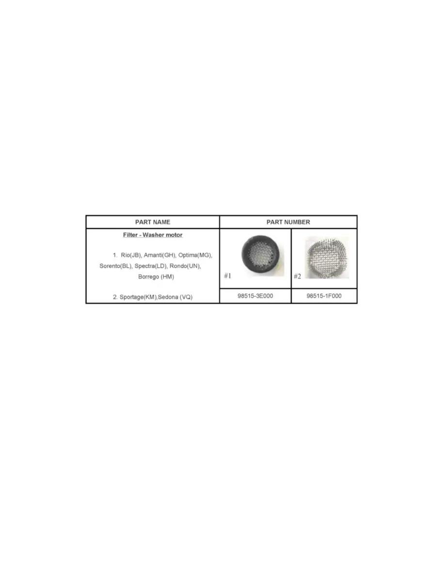 Kia Workshop Manuals > Optima L4-2.4L VIN 6 (2006
