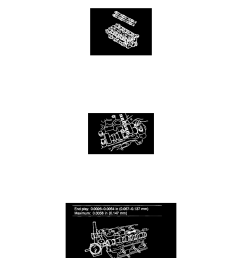 engine cooling and exhaust engine camshaft lifters and push rods camshaft engine component information diagrams page 755 [ 918 x 1188 Pixel ]