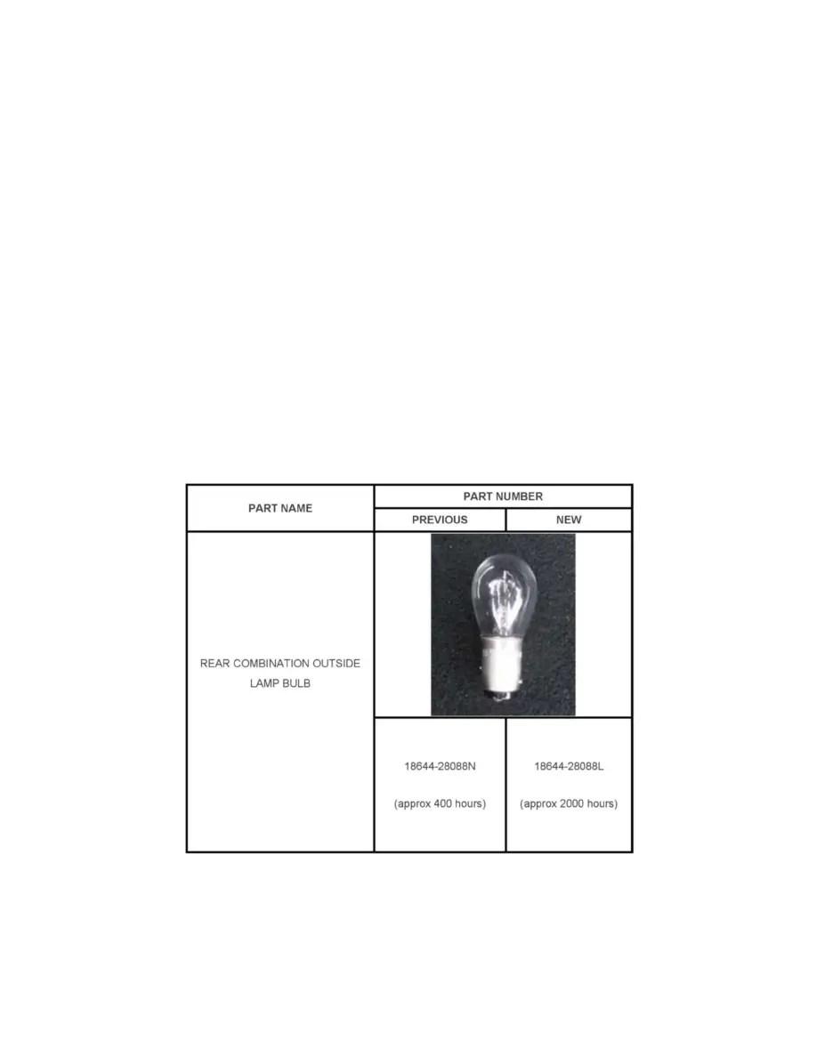Kia Workshop Manuals > Sedona V6-3.8L (2009) > Lighting
