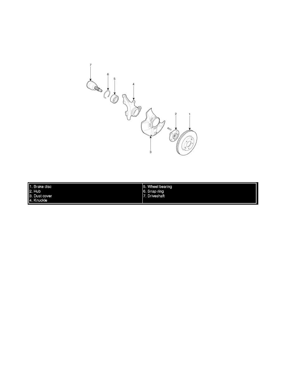 Kia Workshop Manuals > Soul L4-2.0L (2010) > Steering and