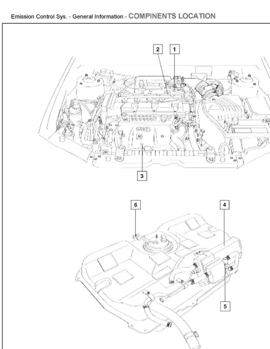 Kia Workshop Manuals > Spectra5 L4-2.0L (2005