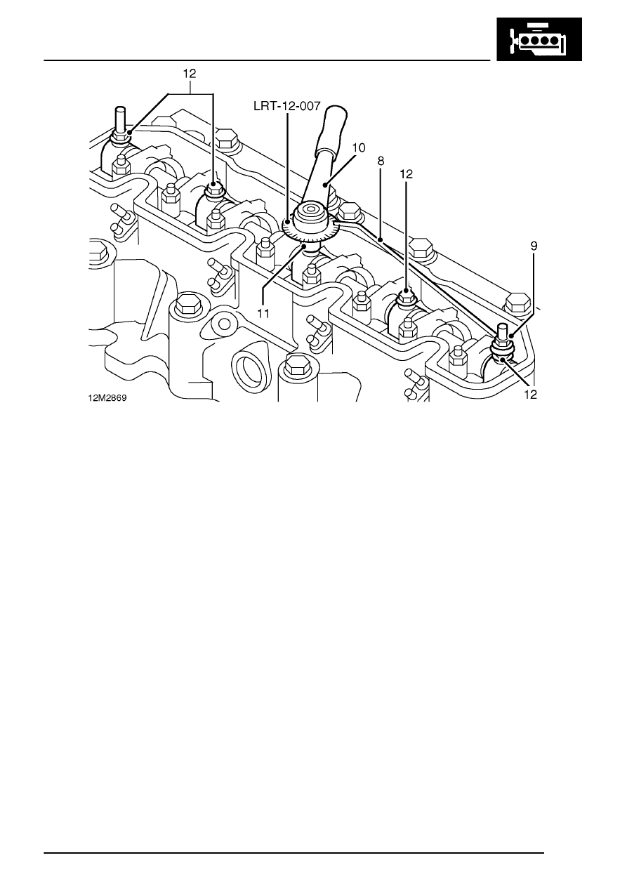 Land Rover Workshop Manuals > 300Tdi Engine > OVERHAUL