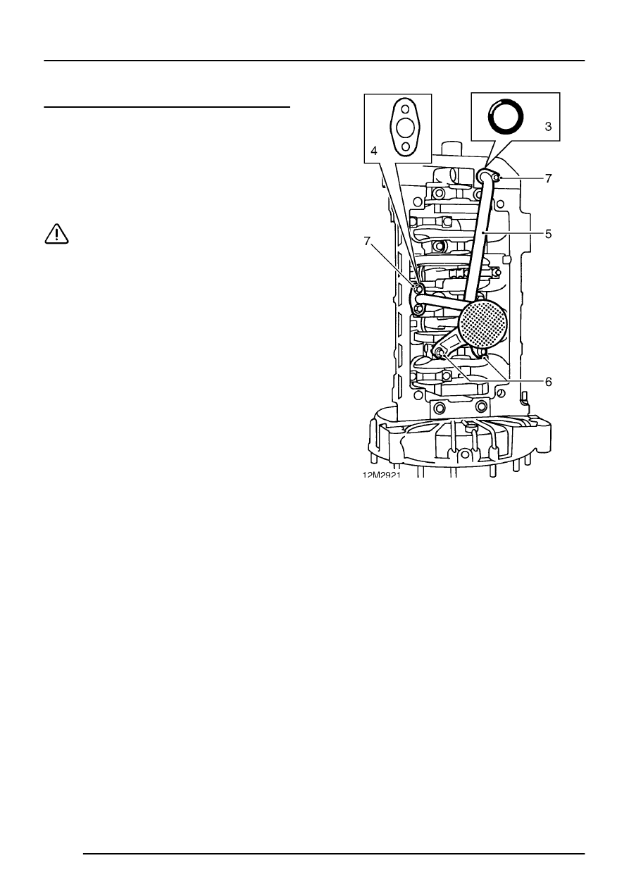 Land Rover Workshop Manuals > 300Tdi Engine > OVERHAUL