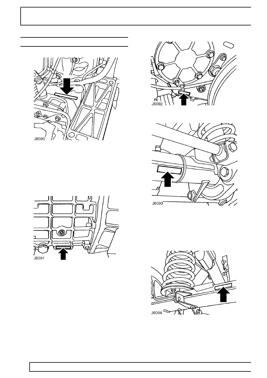 Land Rover Workshop Manuals > 300Tdi Defender