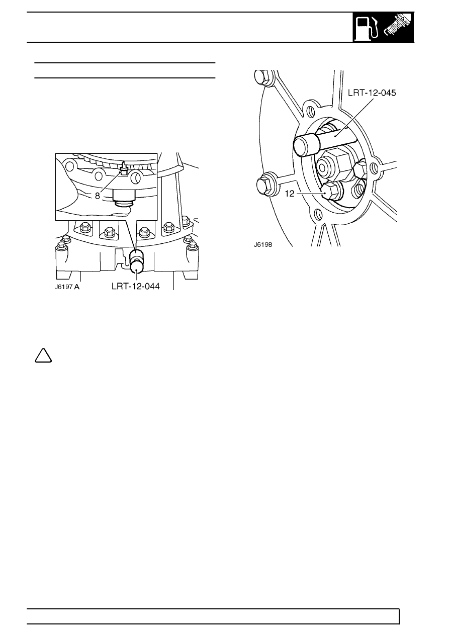 medium resolution of fuel system injection pump timing check and adjust land rover