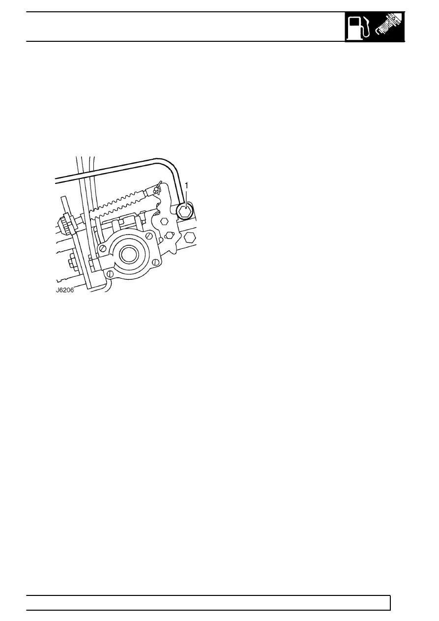 Land Rover Workshop Manuals > 300Tdi Defender > FUEL