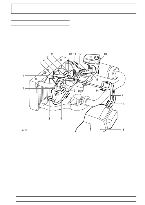 small resolution of cooling system engine coolant cooling