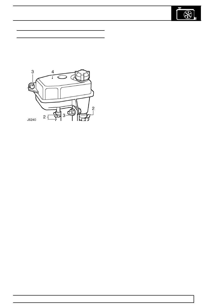 Land Rover Workshop Manuals > 300Tdi Defender > COOLING