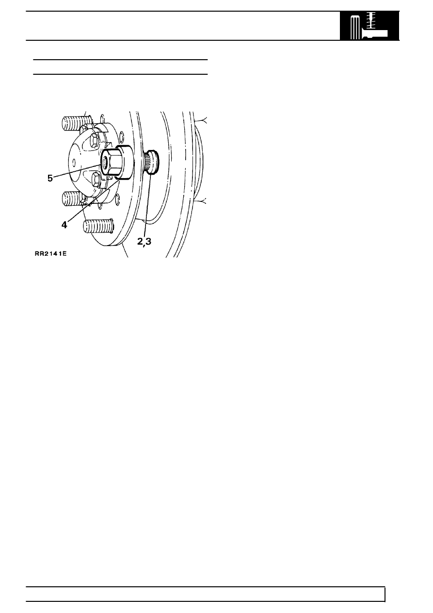Land Rover Workshop Manuals > 300Tdi Defender > WHEELS AND